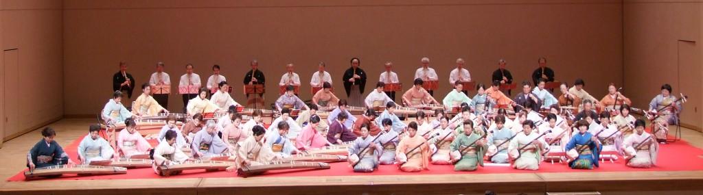 六段の調 (創立50周年記念演奏会 2012/4/8 調布市文化会館たづくり くすのきホール)